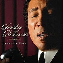 Smokey Robinson, Timeless Love.jpg