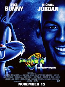 <i>Space Jam</i> 1996 film directed by Joe Pytka