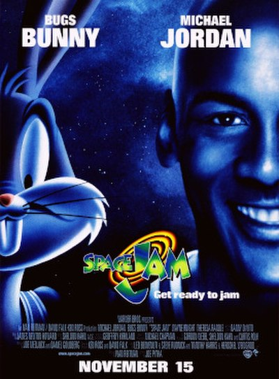 Picture of a movie: Space Jam