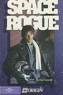 <i>Space Rogue</i> video game