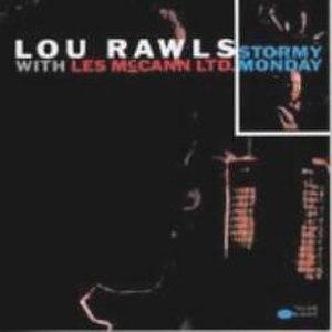 Stormy Monday (Lou Rawls album) - Image: Stormymonday Rawls reissue