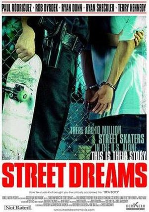 Street Dreams (film) - Image: Street Dreams Film Poster