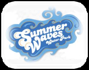 Summer Waves - Image: Summer Waves Water Park logo
