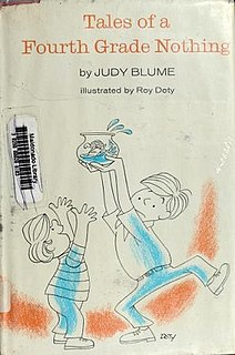 <i>Tales of a Fourth Grade Nothing</i> book by Judy Blume