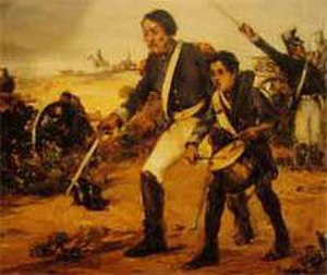 Battle of Tacuarí - The Drummer of Tacuarí.
