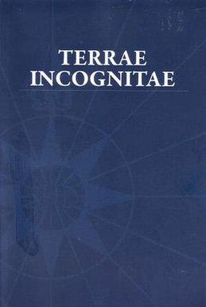 Terrae Incognitae (journal) - Image: Terrae Incognitae cover