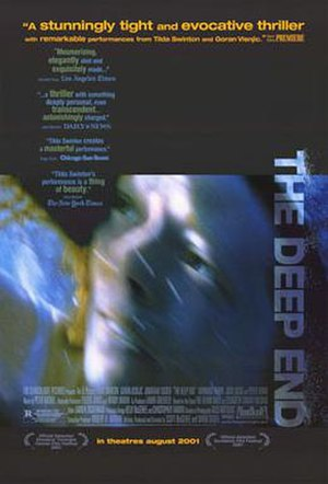 The Deep End (film) - Theatrical release poster