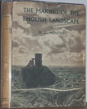 The Making of the English Landscape - Cover of the first edition