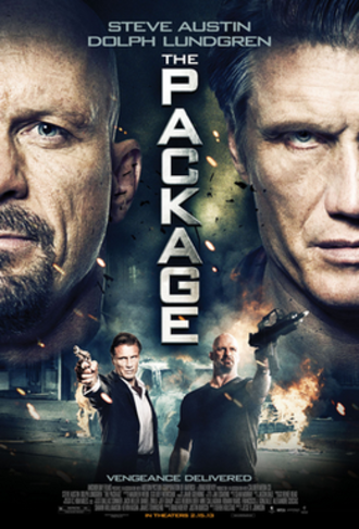 The Package (2013 film) - Theatrical release poster