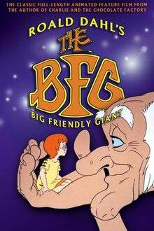 Image result for Film version of The BFG 1998