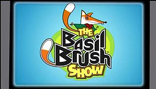 <i>The Basil Brush Show</i> television series