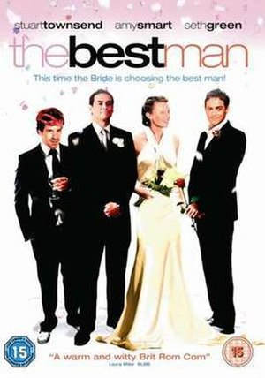 The Best Man (2005 film) - Poster