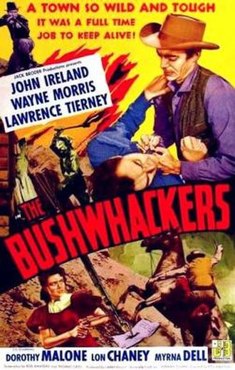 The Bushwackers (film) - Image: The Bushwackers Film Poster