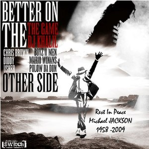 Better on the Other Side - Image: The Game Better On the Other Side Cover