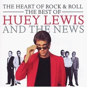 The Heart of Rock & Roll – The Best of Huey Lewis and The News - Image: The Heart of Rock & Roll