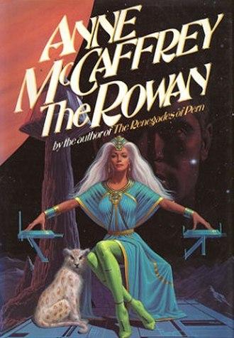 The Rowan - Image: The Rowan cover