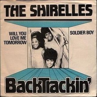 Will You Love Me Tomorrow - Image: The Shirelles 45