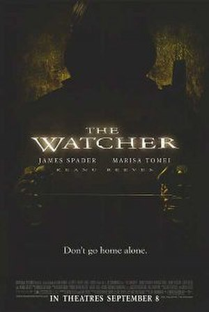The Watcher (film) - Theatrical poster