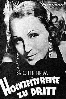 <i>Three on a Honeymoon</i> (1932 film) 1932 film