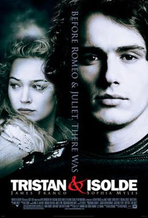 Tristan & Isolde (film) - Theatrical release poster