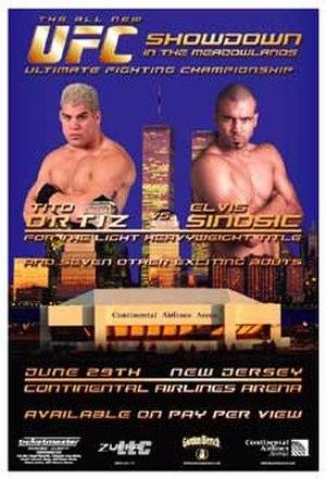 UFC 32 - Image: UFC 32 poster art