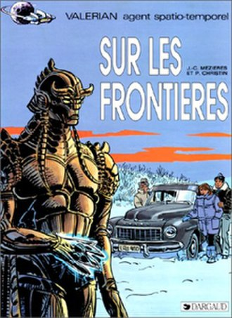On the Frontiers - Image: Valerian On Frontiers