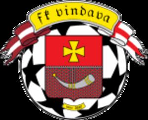 FK Vindava - Image: Vindava