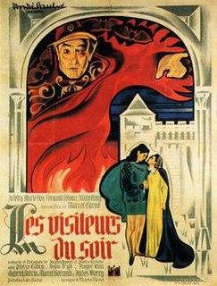 <i>Les Visiteurs du Soir</i> 1942 film by Marcel Carné