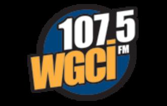 WGCI-FM - Image: WGCI Logo 2014