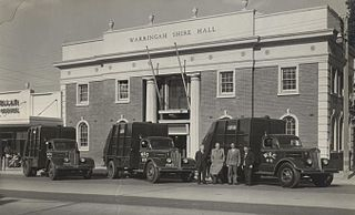 Warringah Shire Hall