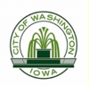 Official logo of Washington, Iowa