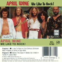 We Like to Rock (April Wine album cover).png
