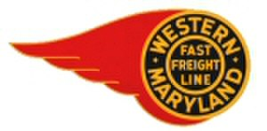 Western Maryland Railway - Image: Western Maryland Logo