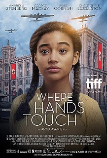<i>Where Hands Touch</i> 2018 film directed by Amma Asante