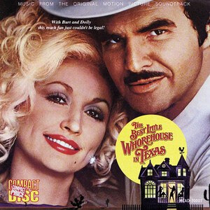 The Best Little Whorehouse in Texas (soundtrack) - Image: Whorehousesoundtrack