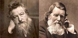 William-Morris-John-Ruskin