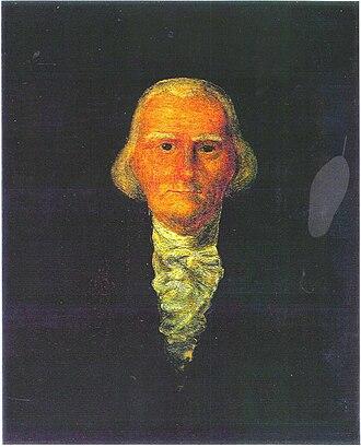 William Tennent - William Tennent by unknown artist