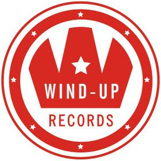 Wind-up Records - Logo used since 2012