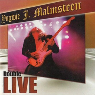 Double Live! - Image: Yngwie Live
