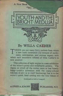 <i>Youth and the Bright Medusa</i>