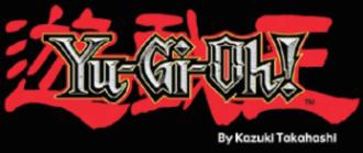 Yu-Gi-Oh! Duel Monsters - The English Yu-Gi-Oh! logo