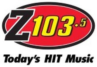 CIDC-FM - Image: Z103.5 FM