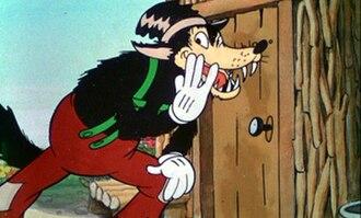 Big Bad Wolf - Image: Zeke midas wolf