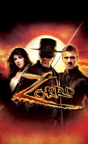 Zorro (musical) - Zorro Poster, 2008