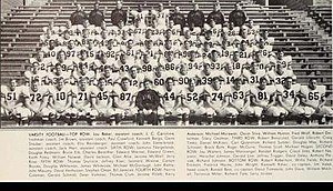 1967 Illinois Fighting Illini football team - Image: 1967 Illinois Fighting Illini football team