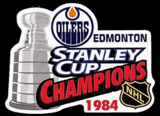 1984 ice hockey championship series