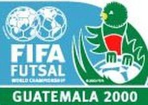 2000 FIFA Futsal World Championship - Image: 2000 FIFA Futsal World Championship