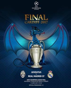 2017 UEFA Champions League Final - Image: 2017 UEFA Champions League Final programme