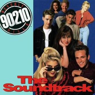Beverly Hills 90210 (soundtrack) - Image: 90210 OS