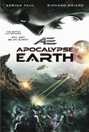 AE: Apocalypse Earth - Movie poster